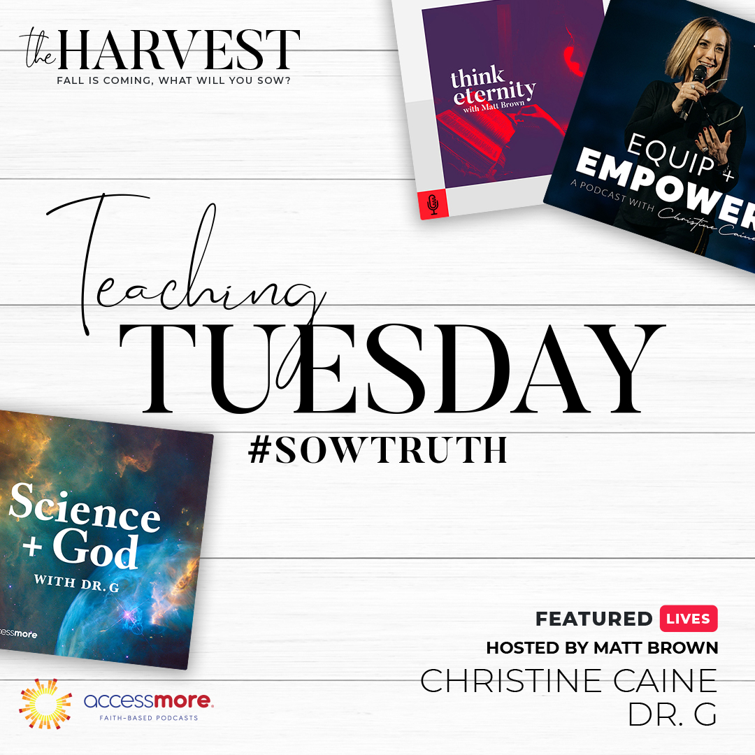Teaching Tuesday #Sow Truth